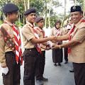 Hut Pramuka Ke-57 Tahun  Ka. Kwarcab Mentawai Minta Pramuka Harus Jadi Terdepan