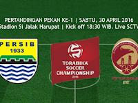 TSC 2016: Persib vs Sriwijaya FC