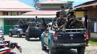 TNI ke Organisasi Papua Merdeka: Jangan Cengeng, Baru Dapat Isu Bom, Langsung Minta Bantuan!