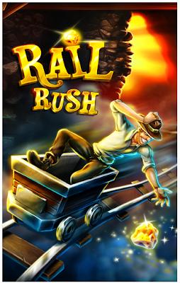 Rail Rush APK MOD