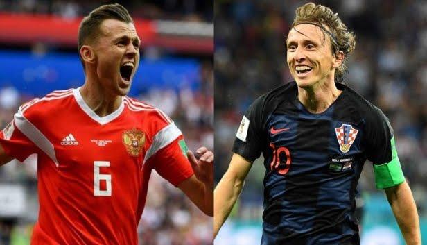 Mondiali 2018: RUSSIA CROAZIA Streaming Mediaset Play e Diretta TV su Canale 5
