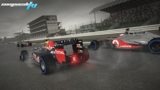 F1 2012 Xbox 360 Español NTSC Descargar DVD9
