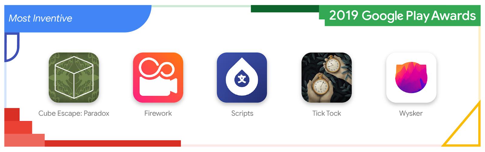 Mejores apps y juegos Android del año según Google: estos son los nominados a los Google Play Awards 2019
