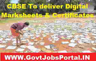 cbse to provide digital marksheet