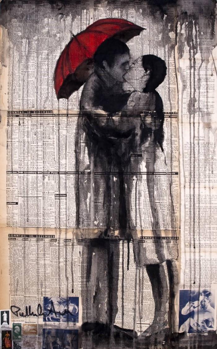 Польский художник. Krzyzanowski Art
