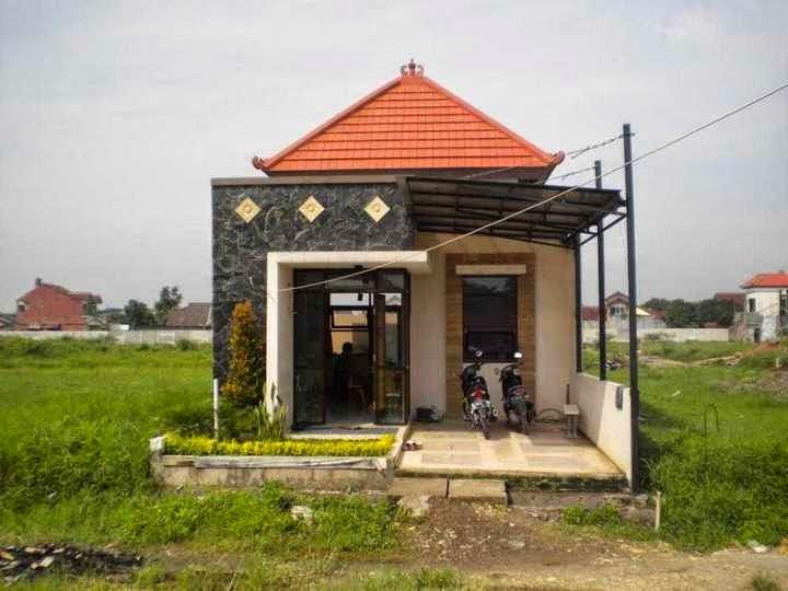 Interior Eksterior Rumah Minimalis Desain Rumah minimalis etnik Jawa