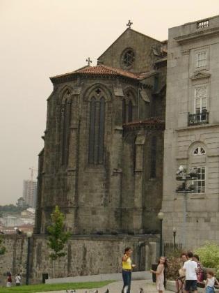 Gereja São Francisco, Porto