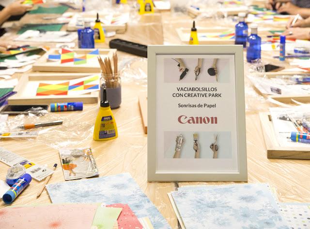 taller creative park canon diyhuntersday