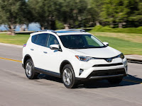 Toyota RAV4 akan resmi Di Luncurkan di indonesia Tahun 2017