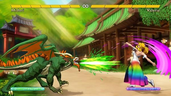 Fantasy Strike PC Full Español