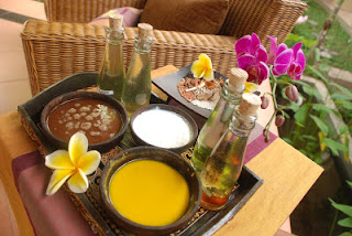 all about bali The Orchid Spa Ubud