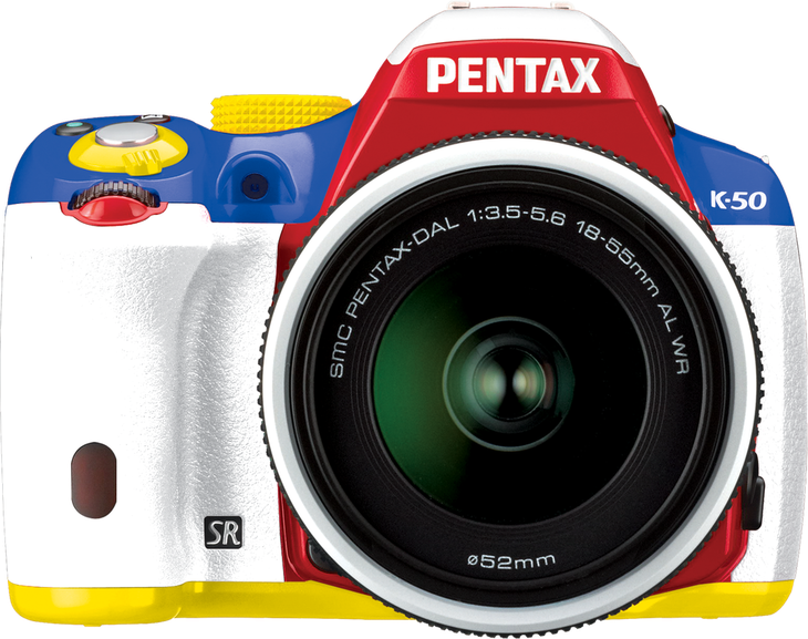 Pentax K50 Phillippine Edition DSLR
