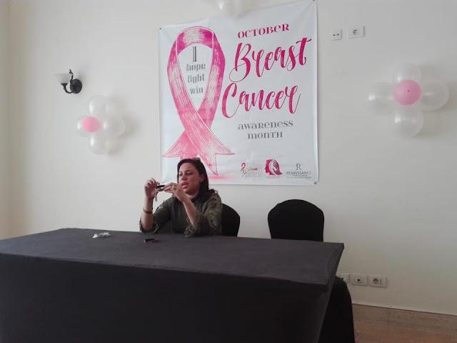 انطلاق أولي فعاليات جمعية سحر الحياة من شرم الشيخ