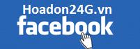Hoadon24G.vn chúng tôi trên facebook