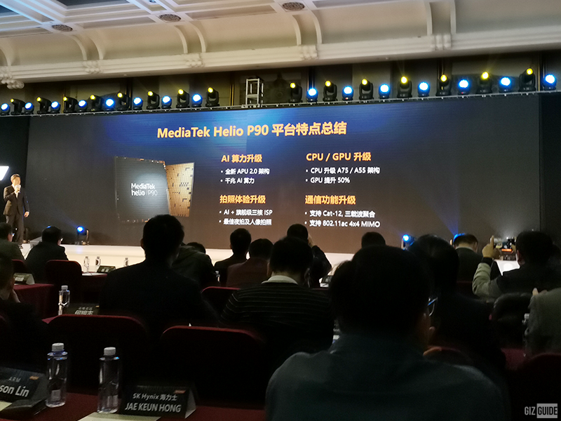 Breaking: MediaTek Helio P90 launched, dubbed as the best AI chip!