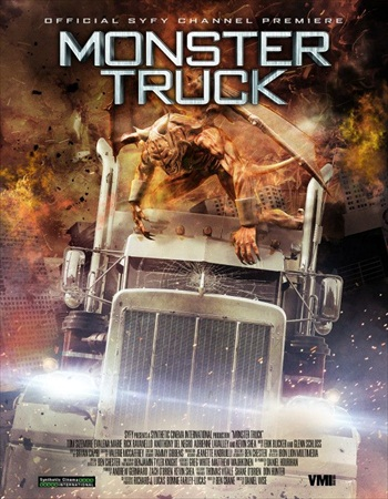 Monster Trucks 2016 English HDCAM 700MB