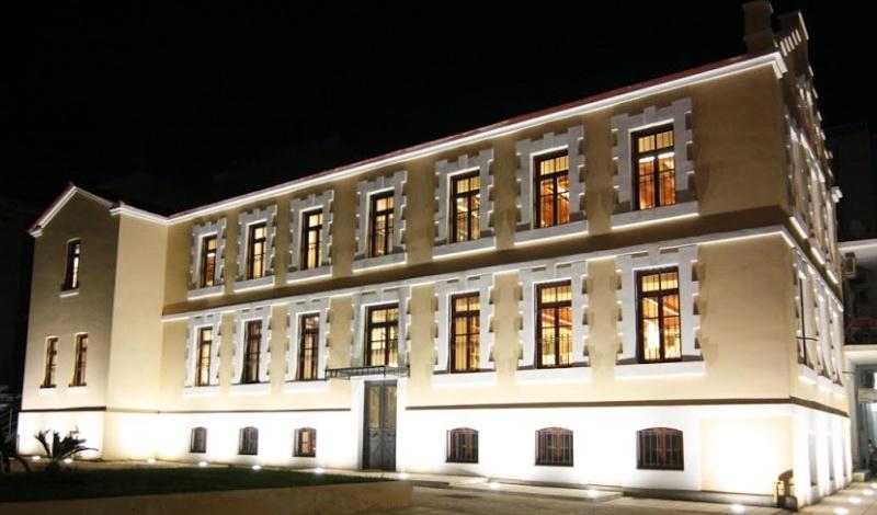 Διάλεξη περί Πολιτισμού στη Δημοτική Βιβλιοθήκη Αλεξανδρούπολης