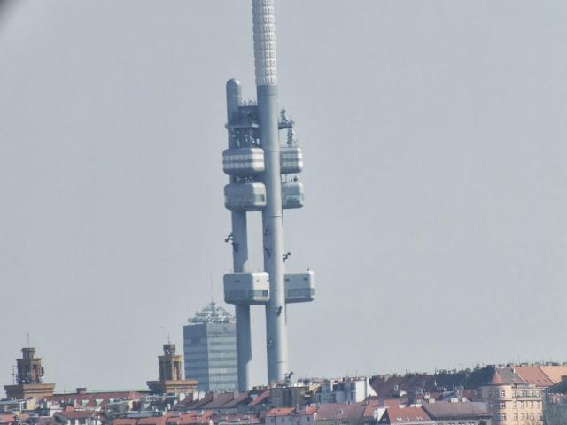 Torre de Telecomunicaciones Praga