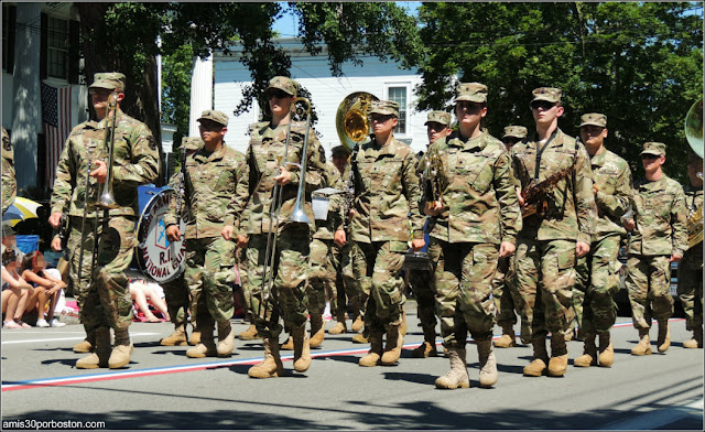 88th Army Band de Rhode Island
