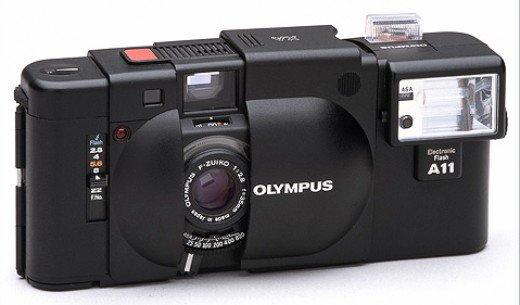 Olympus XA (1979)