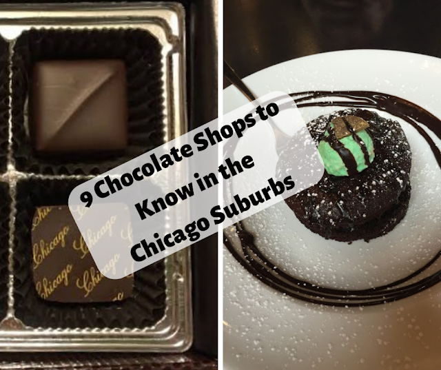 9 Chocolate Shops to Know in the Chicago Suburbs