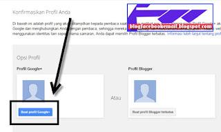 cara buat blog baru sendiri di blogspot