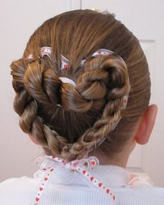 peinados infantiles para niñas