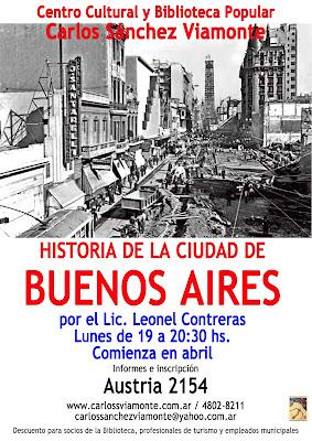 Historia de la ciudad de Buenos Aires