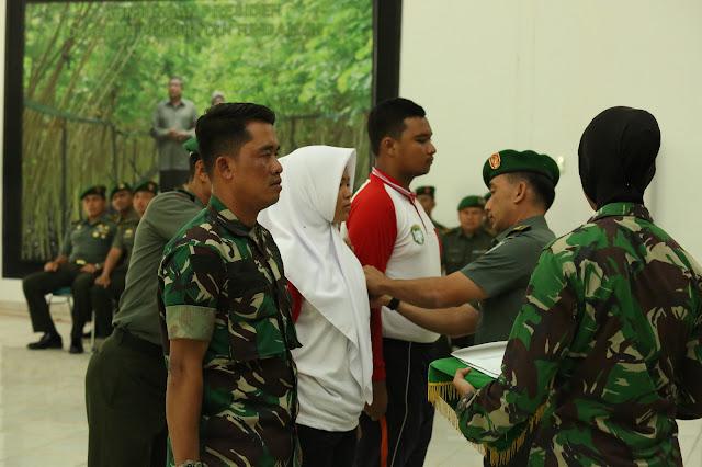 384 Pelajar SMA Se Banda Aceh Ikuti Kader Bela Negara