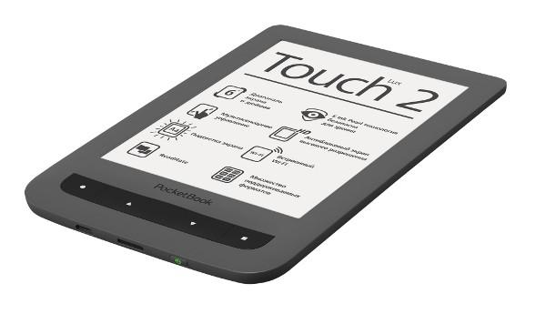Pocketbook Touch Lux 2 - nowy czytnik firmy Pocketbook z mocniejszym procesorem i baterią