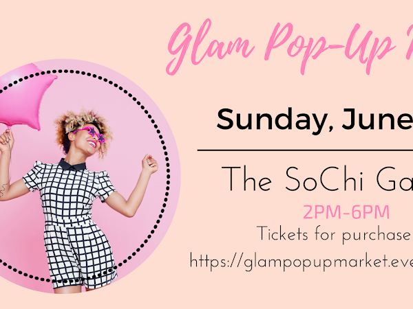 I'm Hosting My First Event | Glam Pop-Up Market