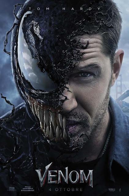 Venom Tom Hardy Poster