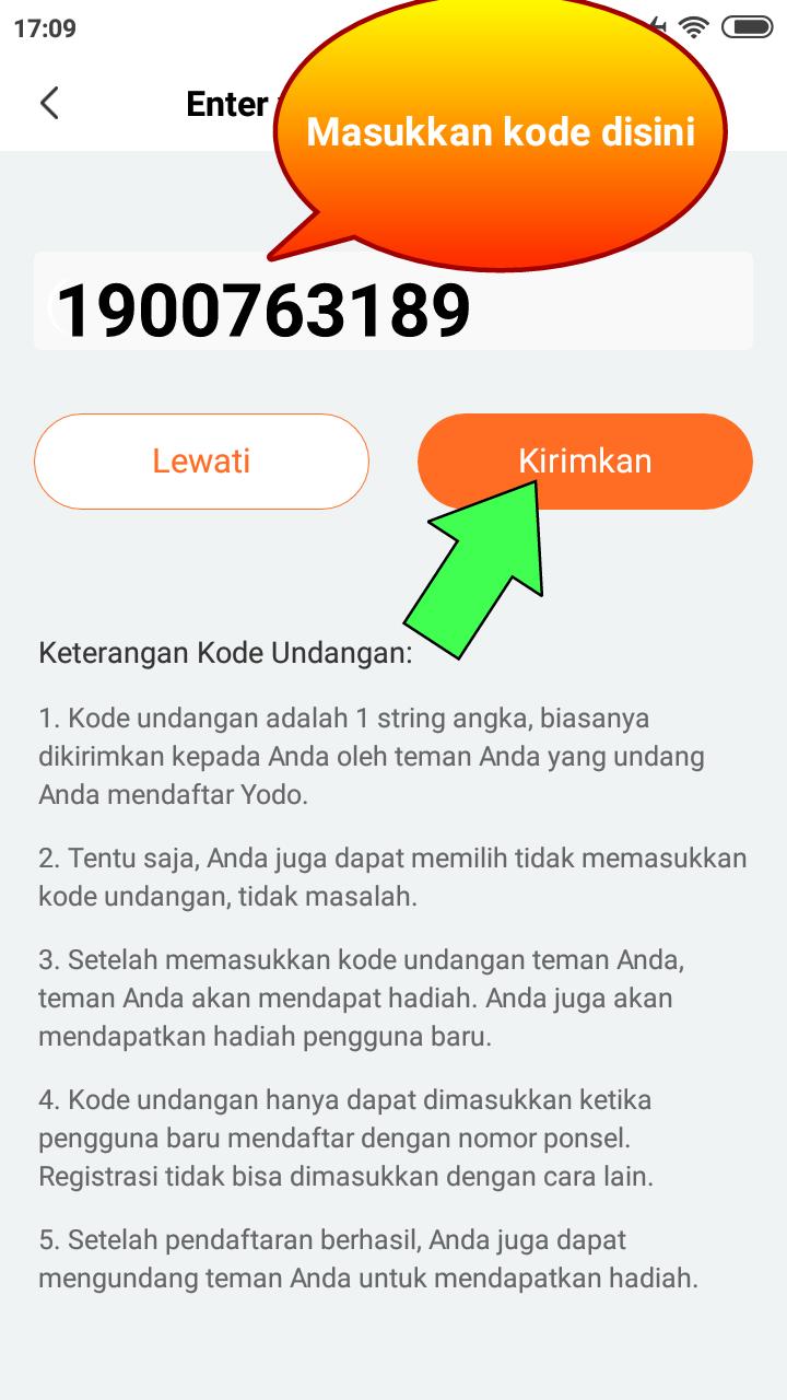 Terbaru!!! YODO - Apk Mod Penghasil Uang Aplikasi Android ...