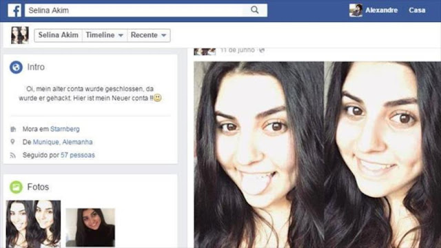 El tirador de Múnich citó por Facebook a víctimas como una joven