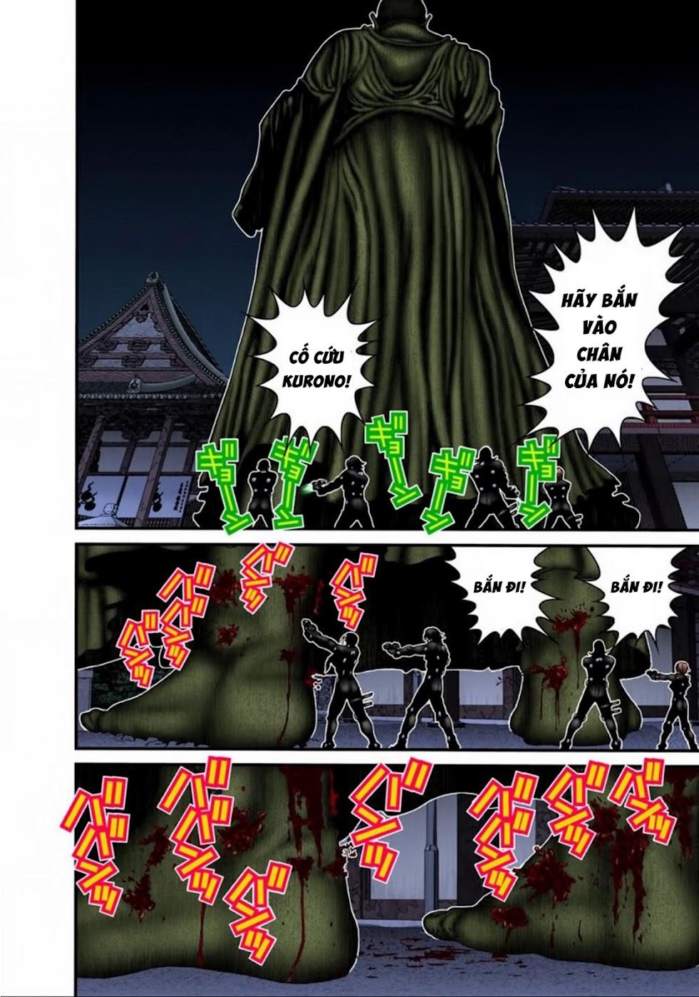 Gantz Chap 72: Tàn sát trang 11