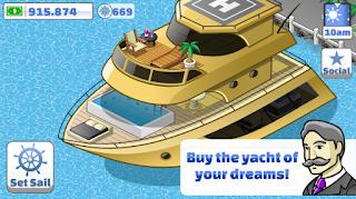Nautical Life Mod Apk v1.591 Unlimited Money Terbaru