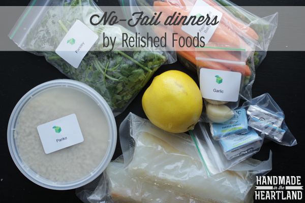 Meal Delivery Service, Relished Foods Review