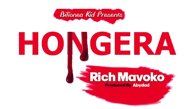 AUDIO | Rich Mavoko - Hongera | Download Now