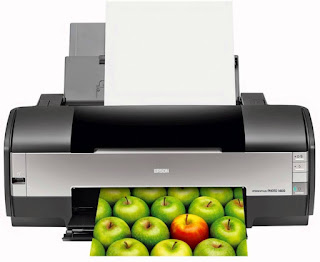 Large format way that the printer tin hand notice impress photos upward to Influenza A virus subtype H5N1 Epson Stylus Photo 1410 Driver Download