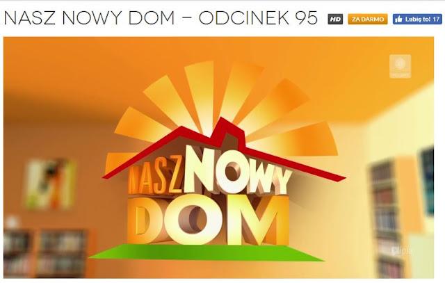 TenDOM.pl w Nasz Nowy DOM