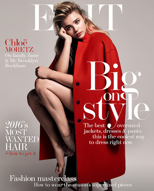 Actress, Model, @ Chloe Moretz – The Edit Magazine, May 2016
