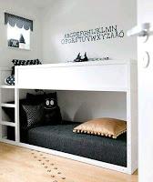 camas de habitaciones para niños