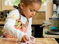 Begini Nih Cara Mendidik Agar Simungil Menjadi Anak Yang Mandiri dan Tidak Manja