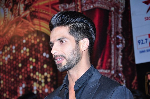 Latest Shahid Kapoor Hairstyle Names And Pictures