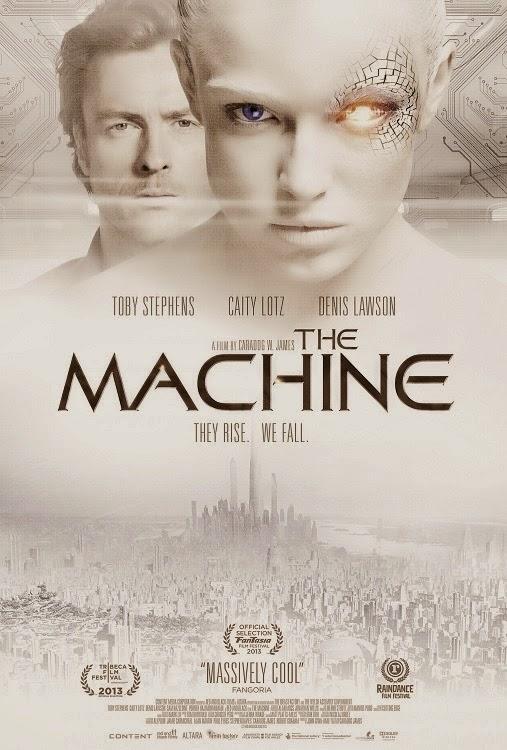 The Machine 2013 ταινιες online seires xrysoi greek subs