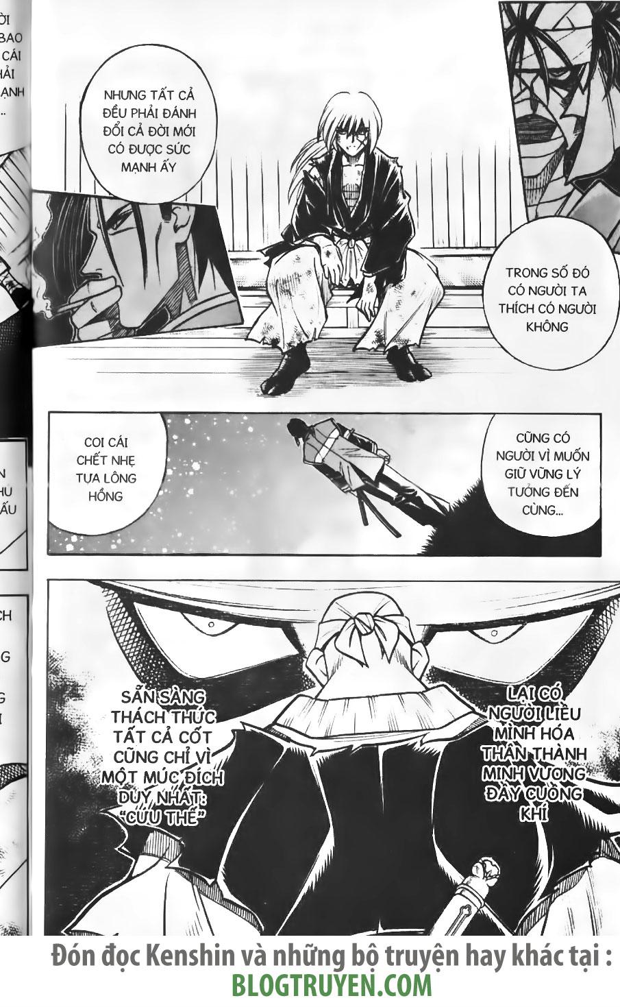 Rurouni Kenshin chap 193 trang 8