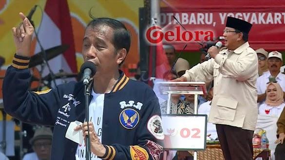 Marahnya Jokowi dan Prabowo – Media Rakyat