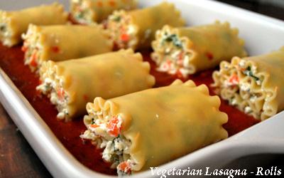 Recipes Menu Vegetarian Dinner Ideas For Vegetarian Lasagna