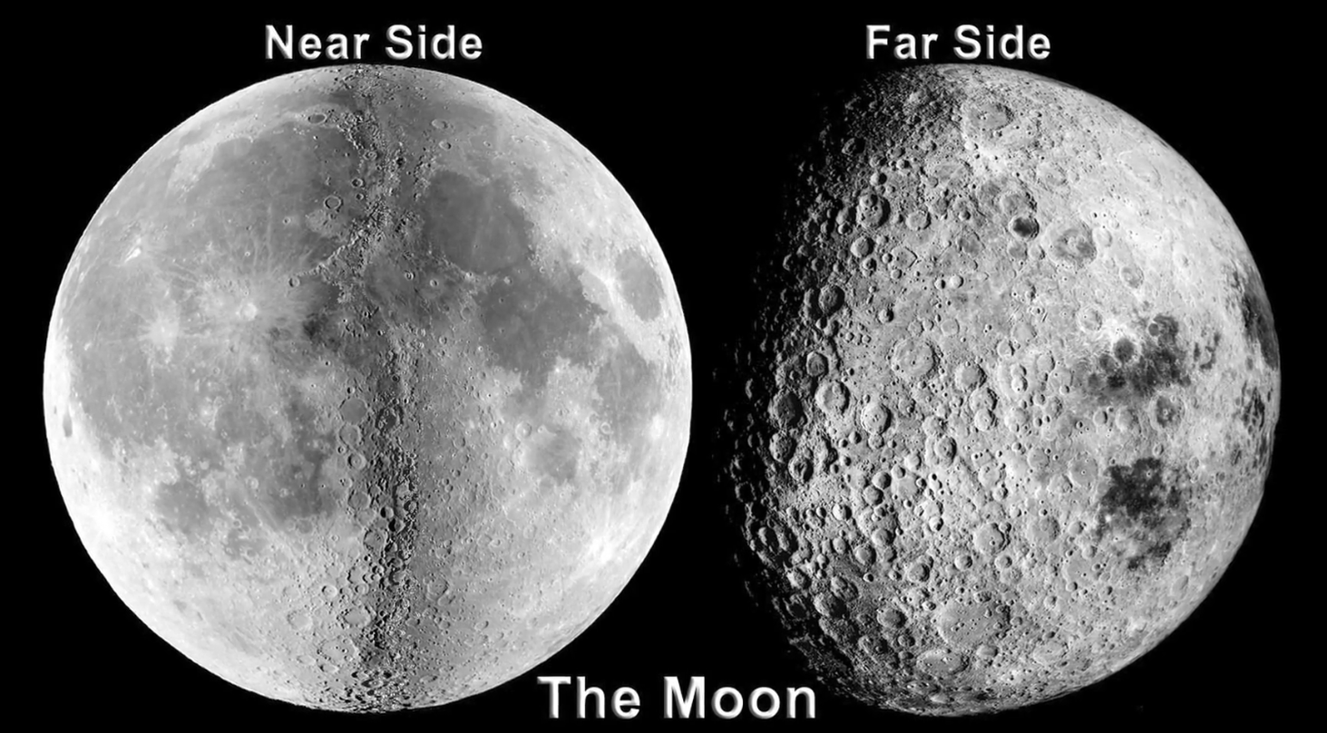 Image result for other side of the moon
