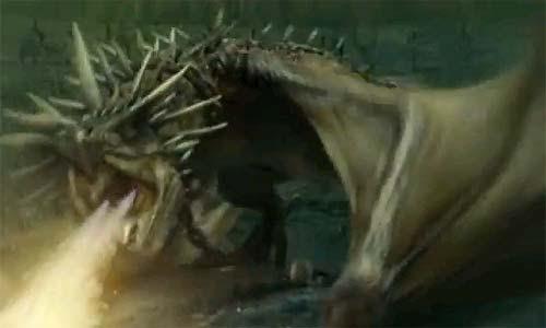 Harry Potter Dragons | Puff The Magic Dragon